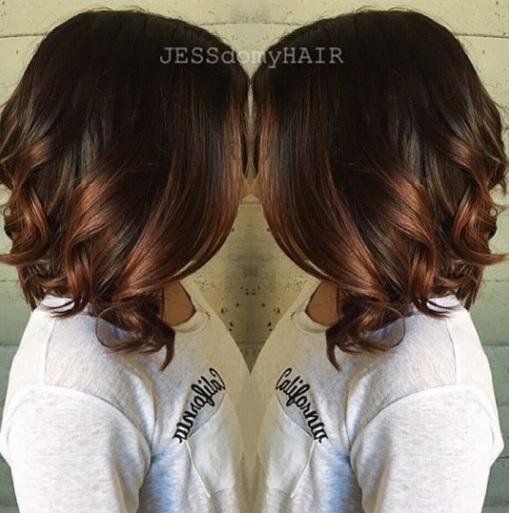 Les Tendances Couleurs Cheveux  21