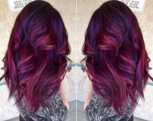 Les Tendances Couleurs Cheveux  4