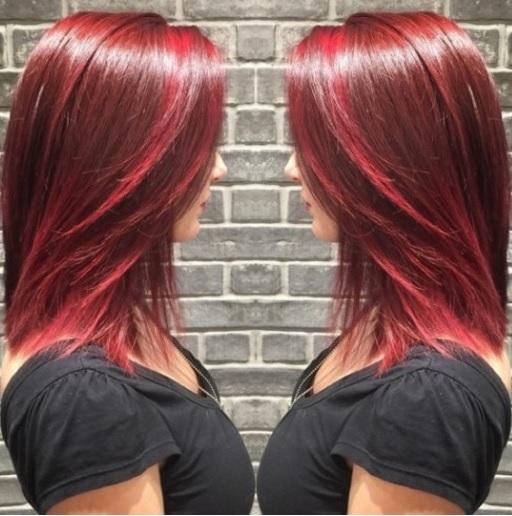 Les Tendances Couleurs Cheveux  5