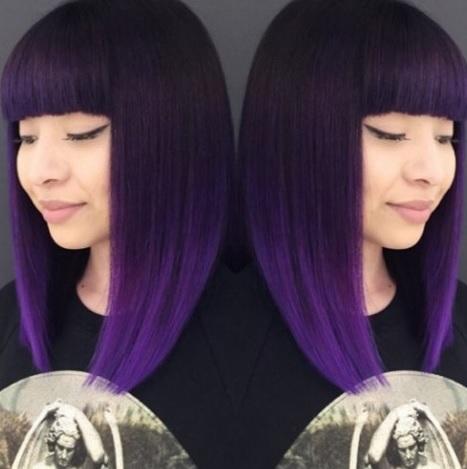 Les Tendances Couleurs Cheveux  6