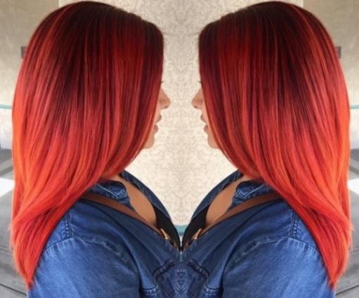 Les Tendances Couleurs Cheveux  7