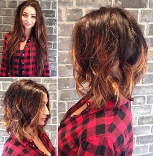 Les Tendances Couleurs Cheveux  9