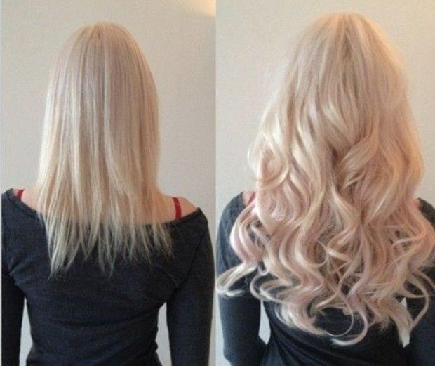 Les extensions Cheveux  1