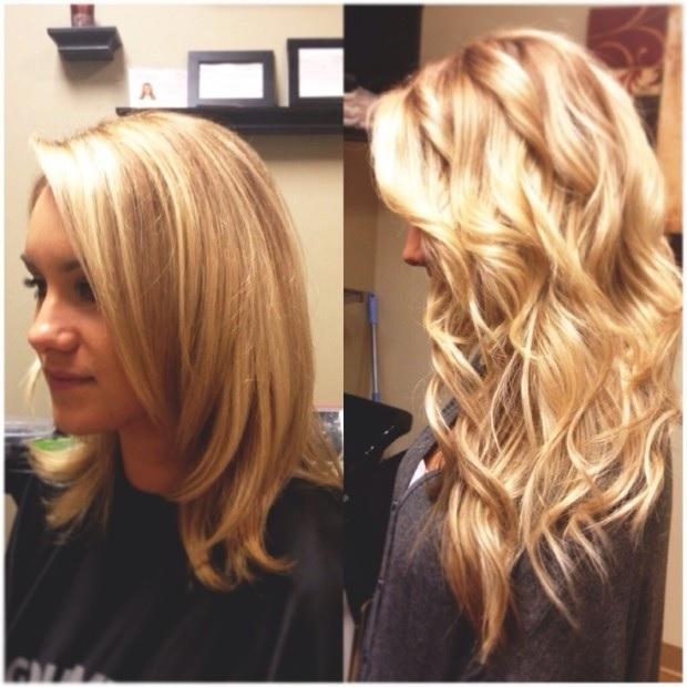 Les extensions Cheveux  3