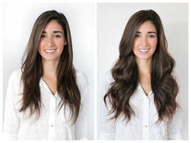Les extensions Cheveux  4