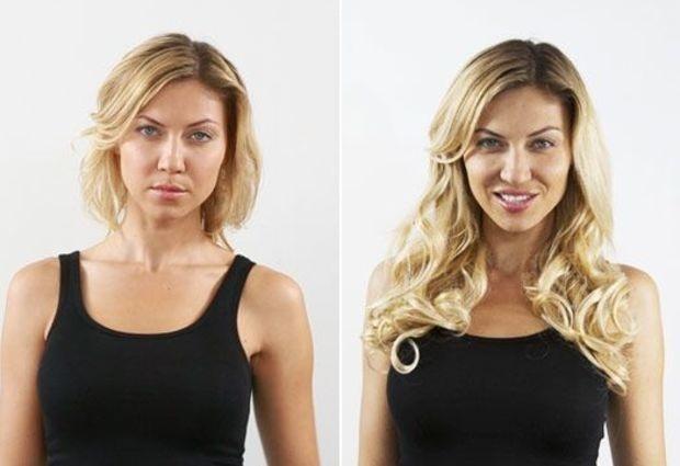 Les extensions Cheveux  6