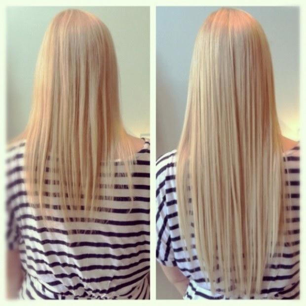 Les extensions Cheveux  7