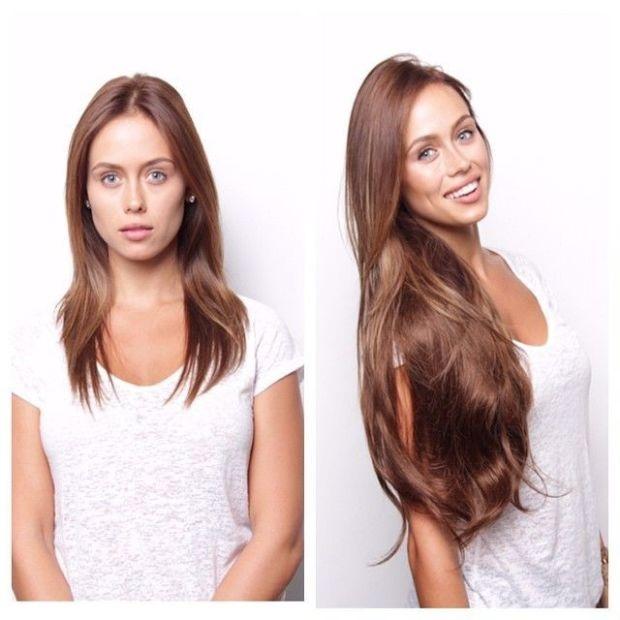 Les extensions Cheveux  8