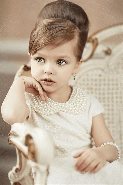 Magnifiques Coiffures Petites Filles  16