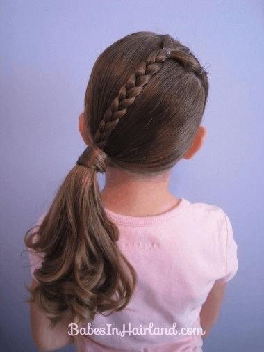 Magnifiques Coiffures Petites Filles  29