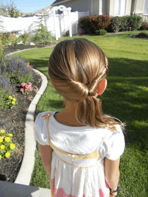 Magnifiques Coiffures Petites Filles  30