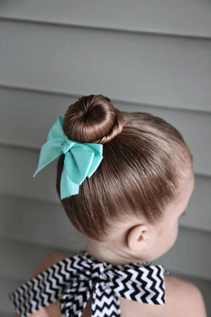 Magnifiques Coiffures Petites Filles  31