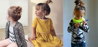 Magnifiques Coiffures Petites Filles  34