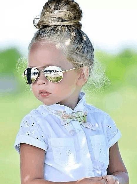 Magnifiques Coiffures Petites Filles  4