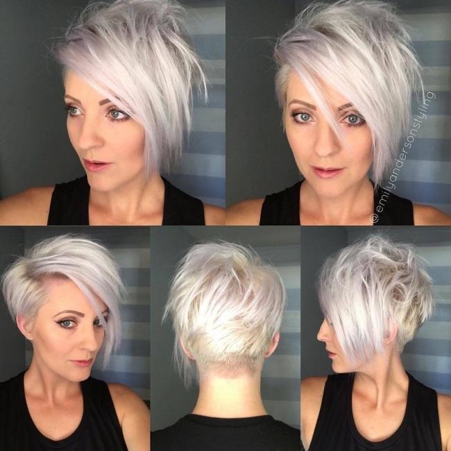 Magnifiques Couleurs Pour Cheveux Courts 1
