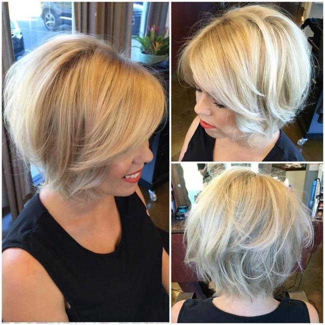 Magnifiques Couleurs Pour Cheveux Courts 20