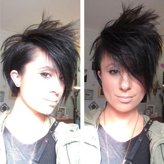 Magnifiques Couleurs Pour Cheveux Courts 3