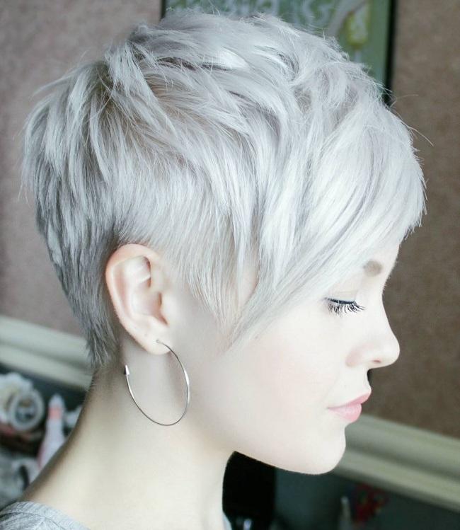Magnifiques Couleurs Pour Cheveux Courts 5