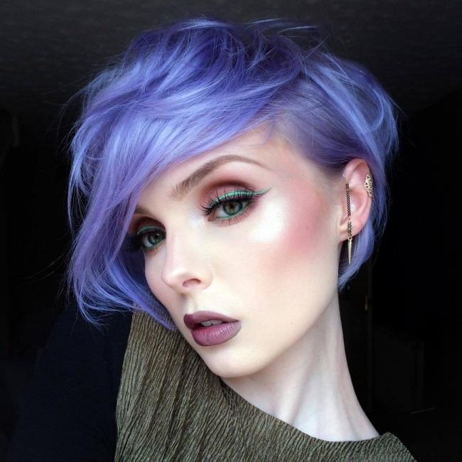 Magnifiques Couleurs Pour Cheveux Courts 7