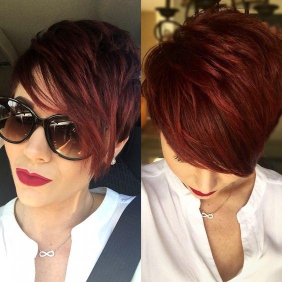 belles couleures de cheveux  1
