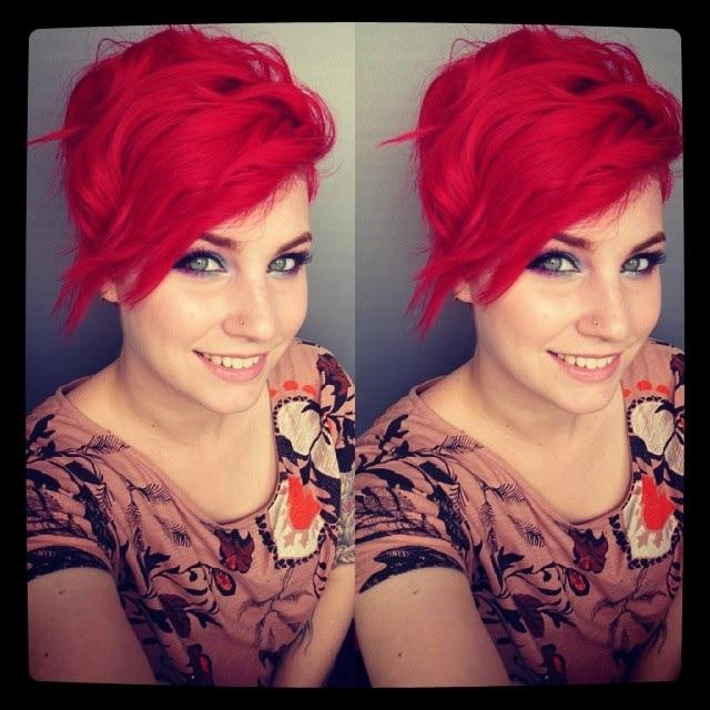 belles couleures de cheveux  16