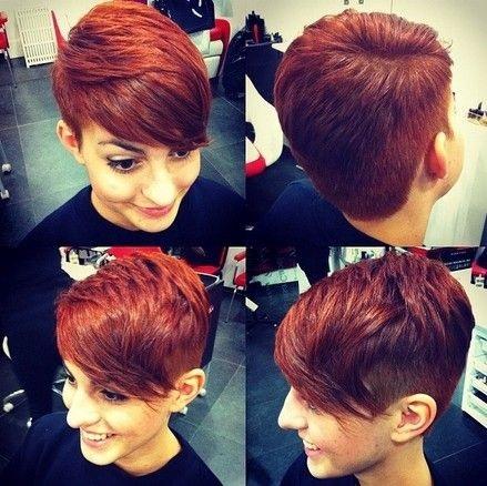 belles couleures de cheveux  17