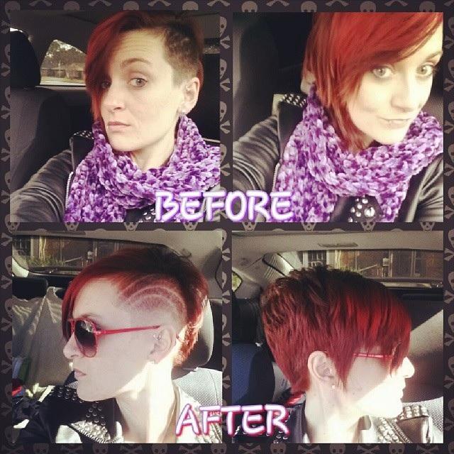 belles couleures de cheveux  18