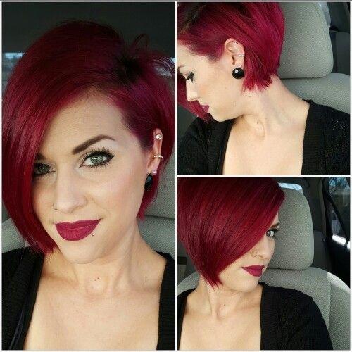 belles couleures de cheveux  28