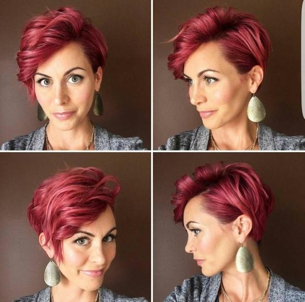 belles couleures de cheveux  7
