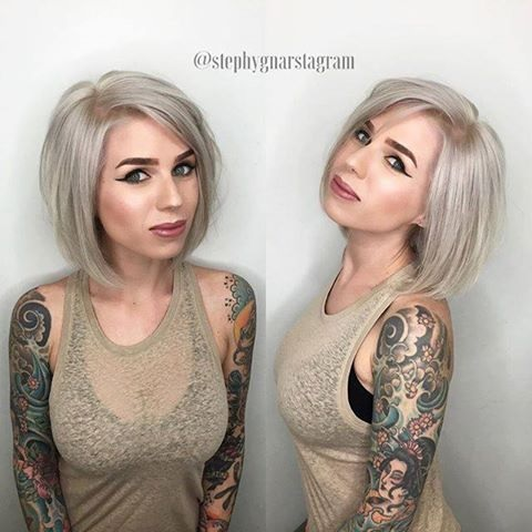 belles  couleurs cheveux  mi-longs 1