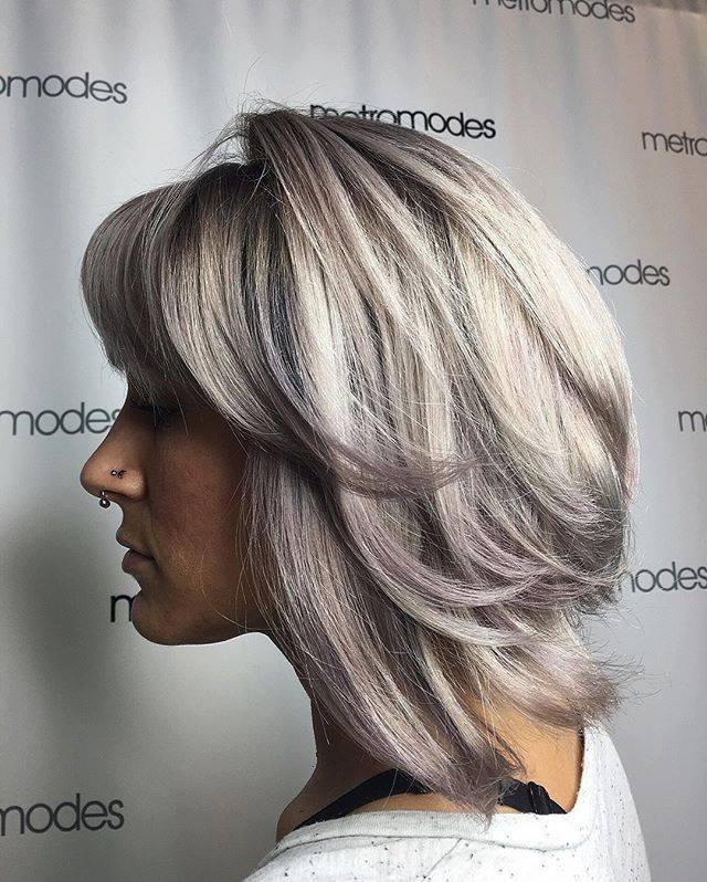 belles  couleurs cheveux  mi-longs 2