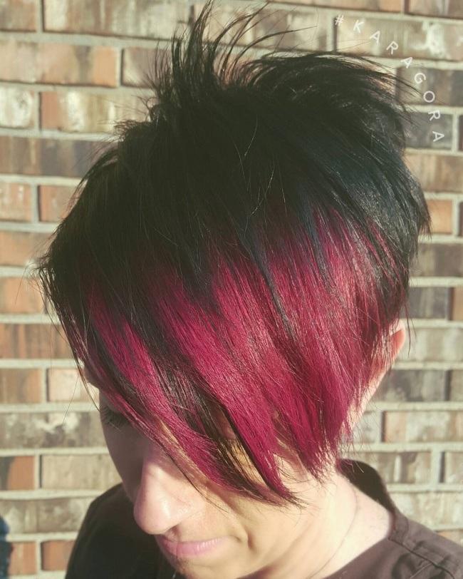 couleurs de cheveux 16