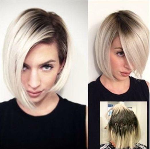 Belles Coupes Cheveux Mi-Longs à Porter Pour La Nouvelle Saison ...