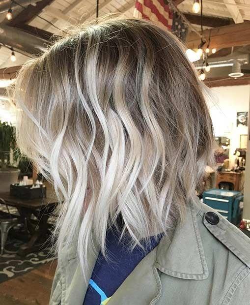 Nos Meilleures Id 233 Es De Balayages Pour Cheveux Mi Longs