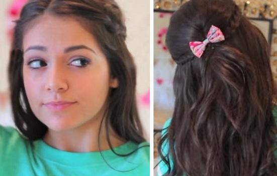 Belles coiffures Pratiques  13