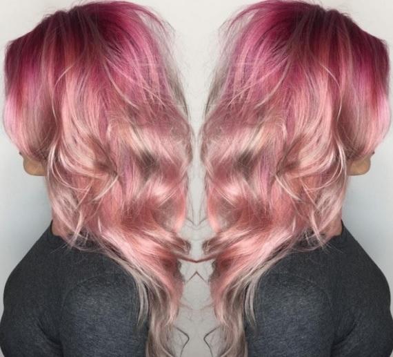 Cheveux Dégradées 10