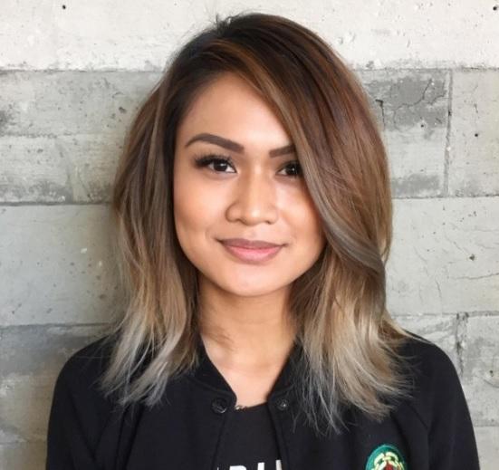 Cheveux Dégradées 12