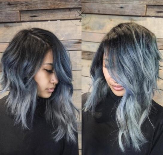 Cheveux Dégradées 13
