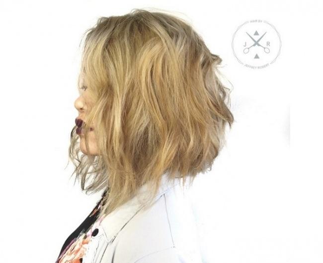 Cheveux Dégradées 14