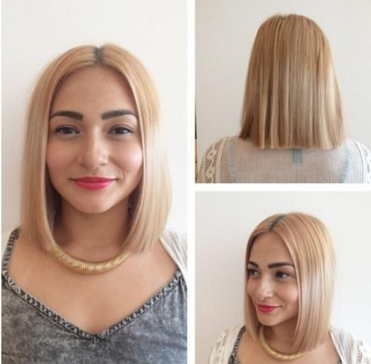 Cheveux Dégradées 16