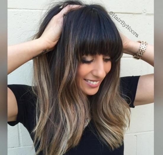 Cheveux Dégradées 19