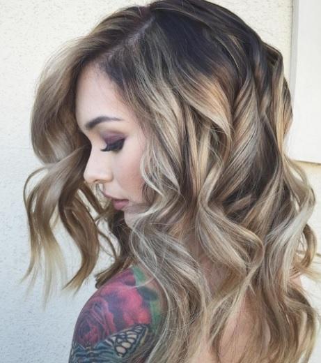 Cheveux Dégradées 22