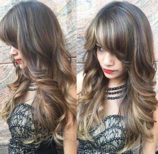 Cheveux Dégradées 25