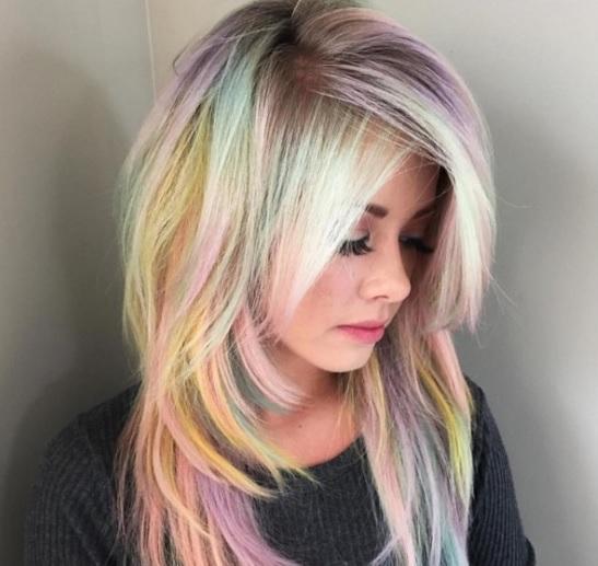Cheveux Dégradées 28