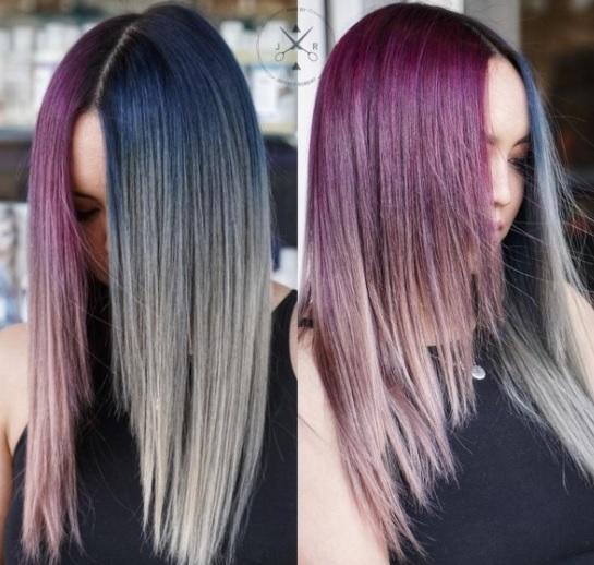 Cheveux Dégradées 5