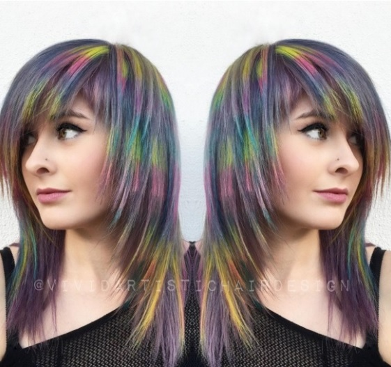 Cheveux Dégradées 6