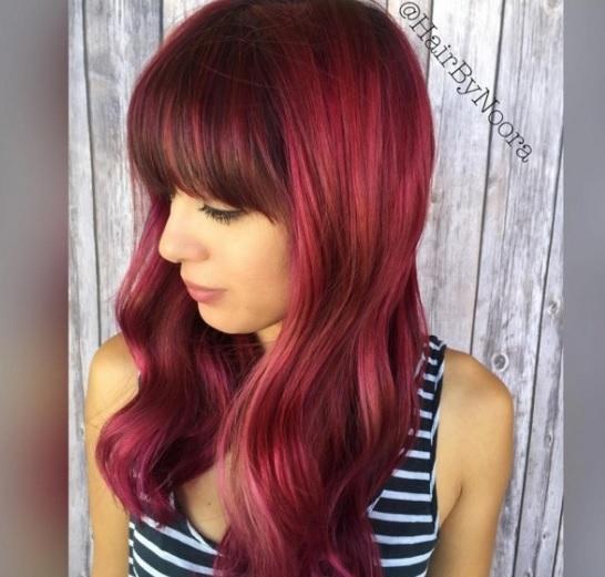 Cheveux Dégradées 7
