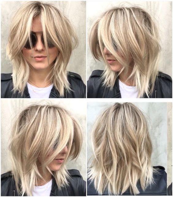 Exceptionnel Les Cheveux Mi-longs Les Plus Tendance en 2017 : Profitez  IL14
