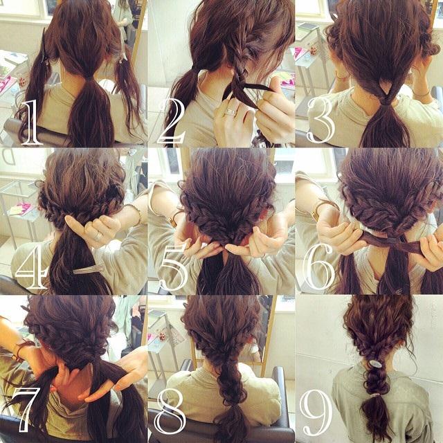 les-meilleurs-tutoriels-de-coiffures-faciles-et-rapides-9
