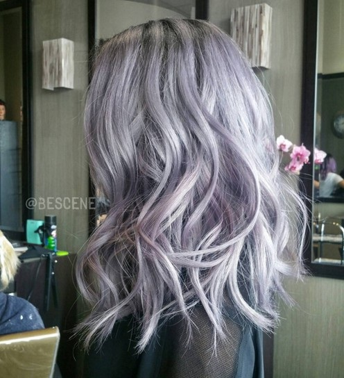 Magnifiques Styles De Coiffures Pour Cheveux Mi Longs